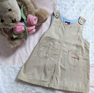 Tommy Hilfiger | Beige Pocket Dress